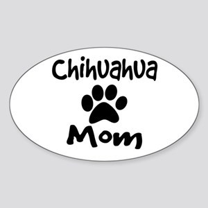 Chihuahua Mom Sticker